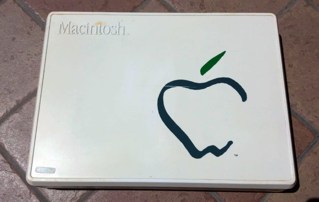 1984 Apple Macintosh Picasso Kit Box